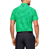 Alternate View 1 of Vanish Jacquard Men's Golf Polo Shirt