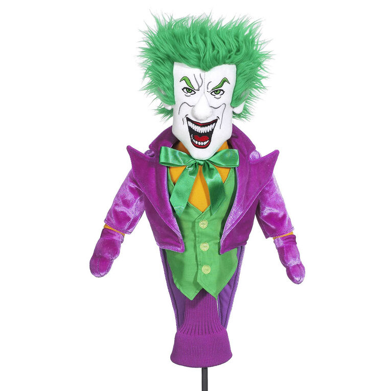 The Joker Head Cover