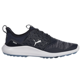 IGNITE NXT Big Logo Limited Edition Men's Golf Shoe - Navy/White