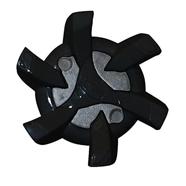Stealth Golf Cleats (Pins) - Black/Grey