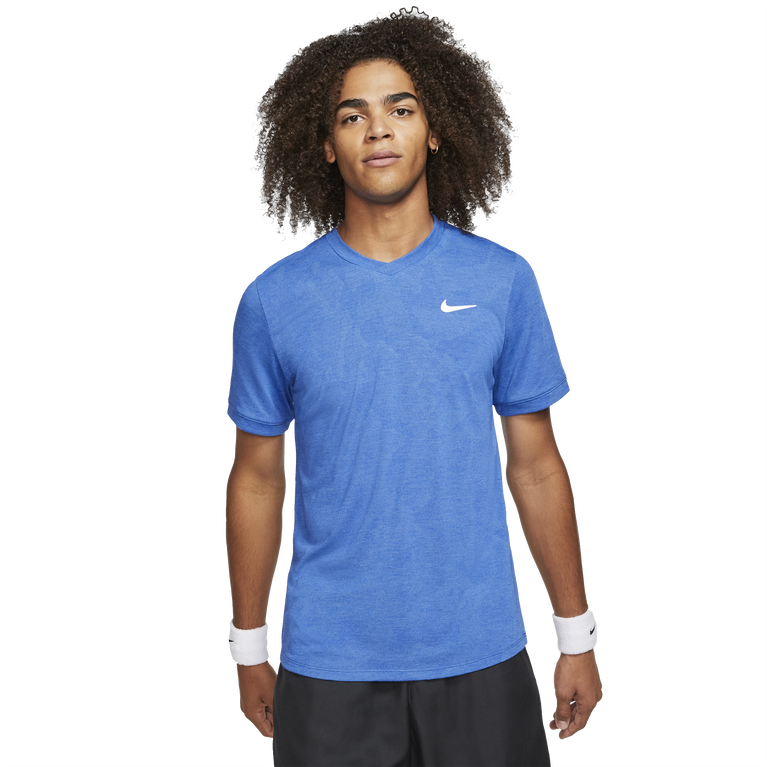 NikeCourt Dri-FIT Challenger Men's Short-Sleeve Tennis Top