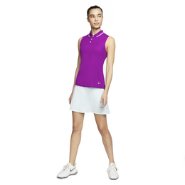 Dri-FIT Victory Women's Sleeveless Golf Polo