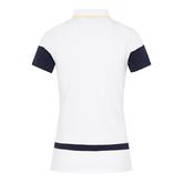 Alternate View 6 of Jade Short Sleeve Striped Polo Shirt
