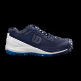 Rush Pro 3.0 Men's Tennis Shoe - Navy/White