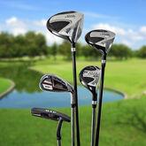Alternate View 13 of DTP Men's 11-Piece Golf Club Set