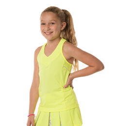 V-Neck Racerback Girls' Tank