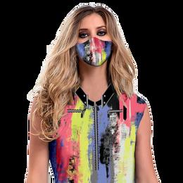 Paint Brush Face Mask