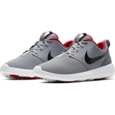 Alternate View 5 of Roshe G Men's Golf Shoe - Grey/Red (Previous Season Style)