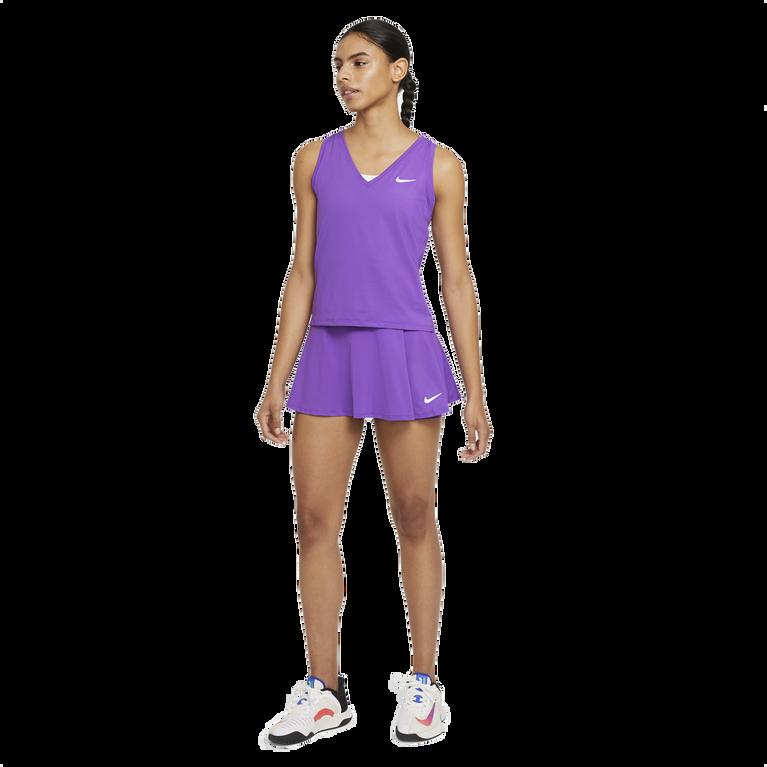 NikeCourt Victory Women's Flouncy Tennis Skirt