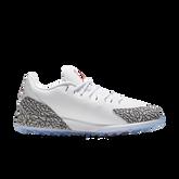 Jordan ADG Trainer Men's Golf Shoe - White/Red