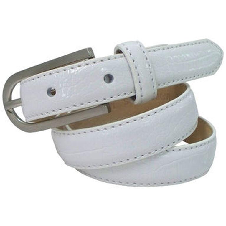 PGA TOUR Women's Croco Belt
