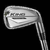 King Forged Tec 4-PW Iron Set w/ KBS Steel Shafts