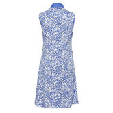 Alternate View 2 of Off The Charts: Lela Sleeveless Printed Dress
