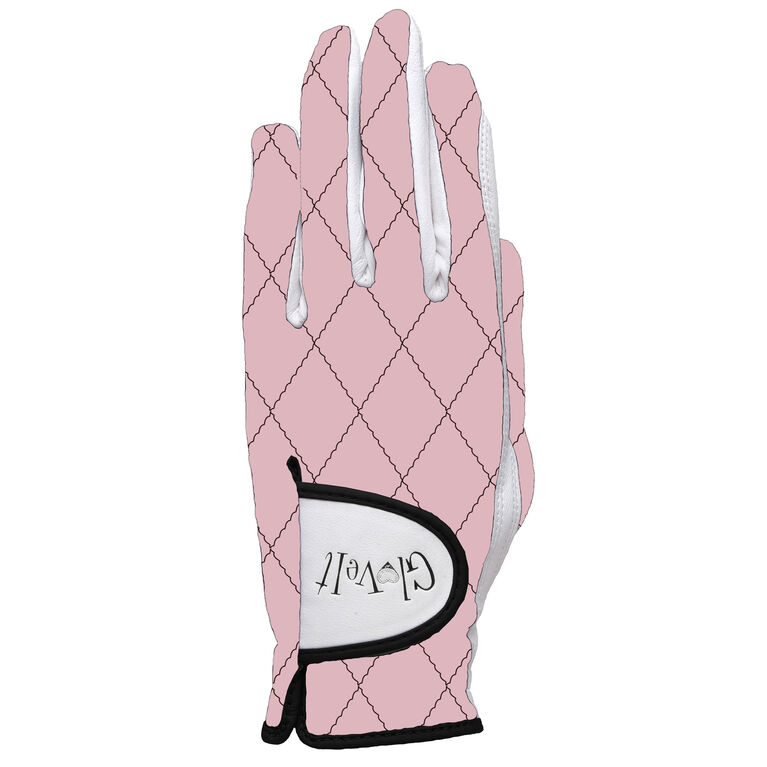 Rose Gold Quilt Glove