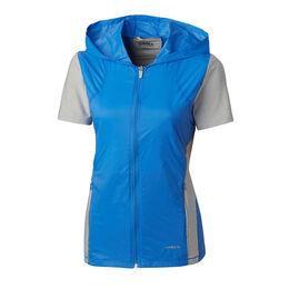 Hybrid Flex Short Sleeve Full Zip Jacket