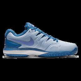Nike Air Zoom Prestige Women's Tennis Shoe - Blue/Light Blue