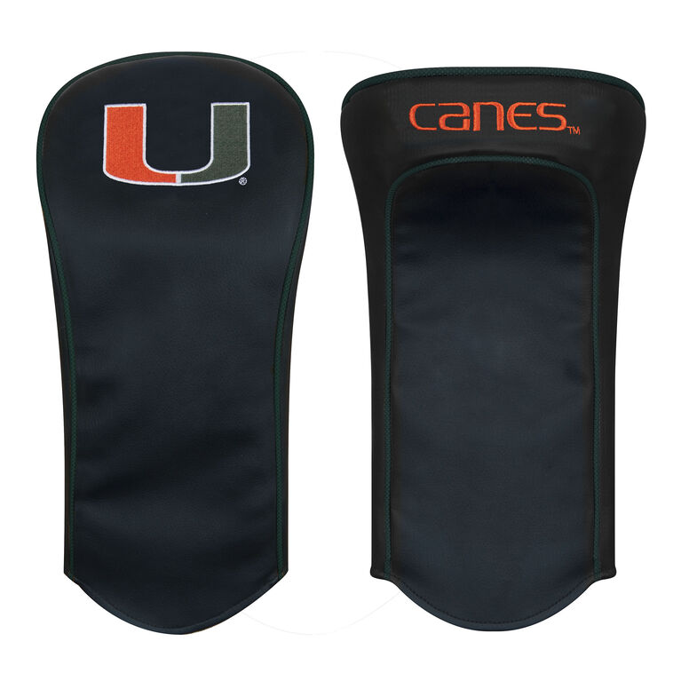 Team Effort Miami Black Driver Headcover