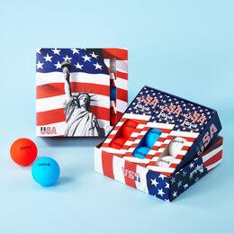 Volvik USA Special Edition 9 Ball Pack