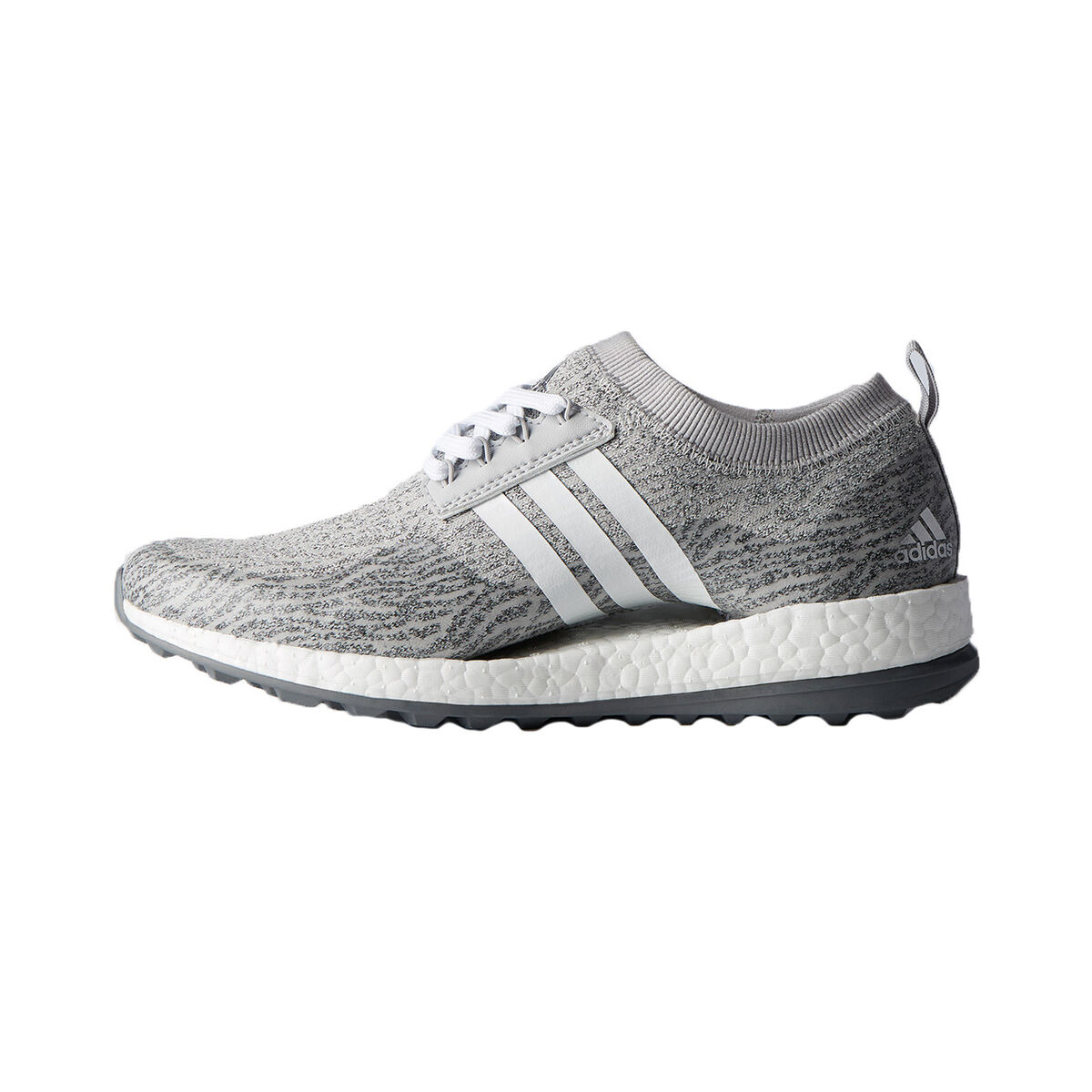 adidas Pure Boost XG Women s Golf Shoe - Grey White 1ac40d4226