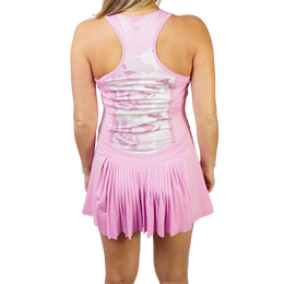 Pleated Tennis Dress