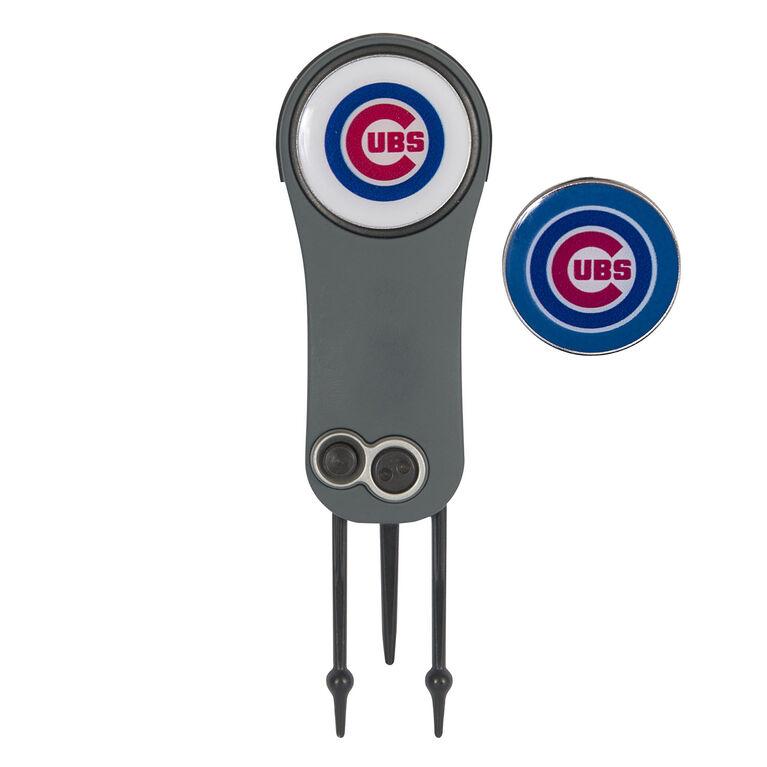 Team Effort Chicago Cubs Switchblade Repair Tool