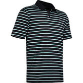 Alternate View 4 of Performance Textured Stripe Men's Golf Polo Shirt