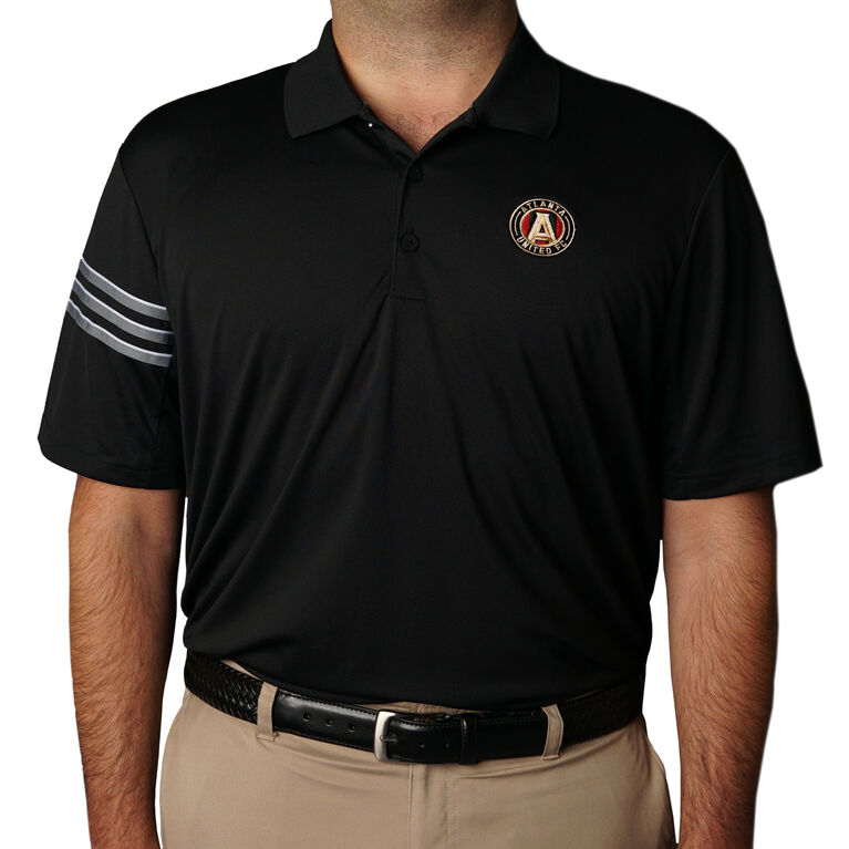 adidas Atlanta United 3 Stripes Polo