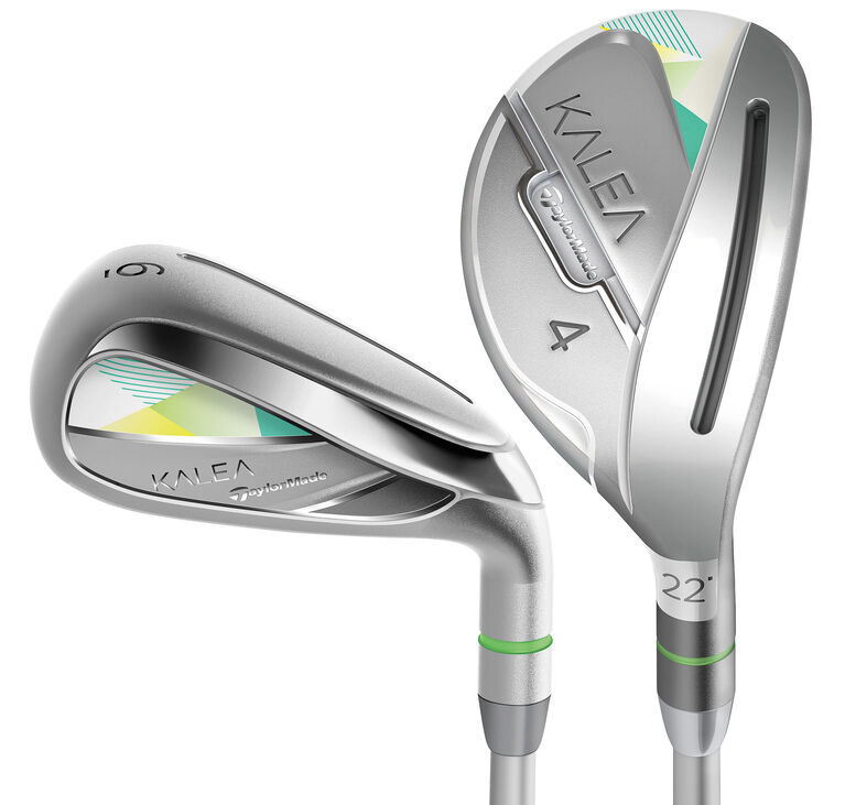 Taylormade Women's Kalea Combo Irons 4h,5h,6-PW,SW