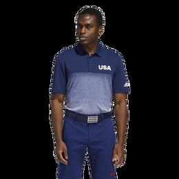 USA Golf Polo Shirt