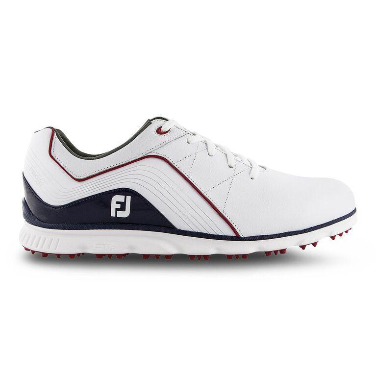 Pro/SL Men's Golf Shoe - White/Navy