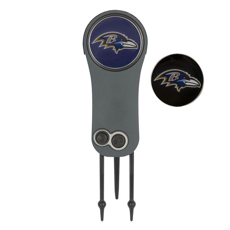 Team Effort Baltimore Ravens Switchblade Repair Tool