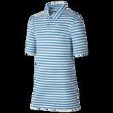 Alternate View 3 of Dry Victory Striped Boys' Striped Golf Polo