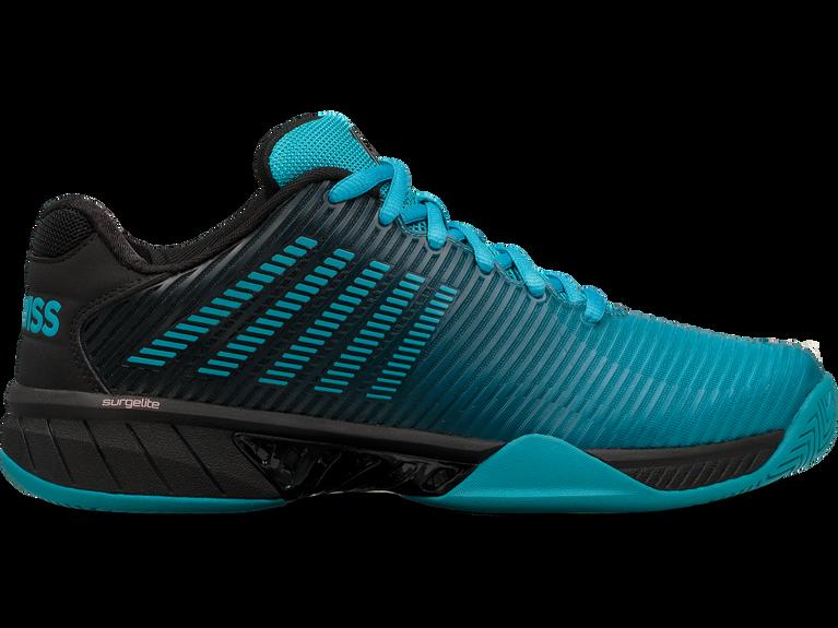 Hypercourt Express 2 Men's Tennis Shoe - Blue/Black