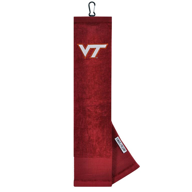 Team Effort Virginia Tech Hokies Tri-Fold Towel