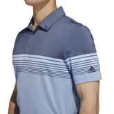 Alternate View 5 of Ultimate365 Gradient Block Stripe Polo Shirt