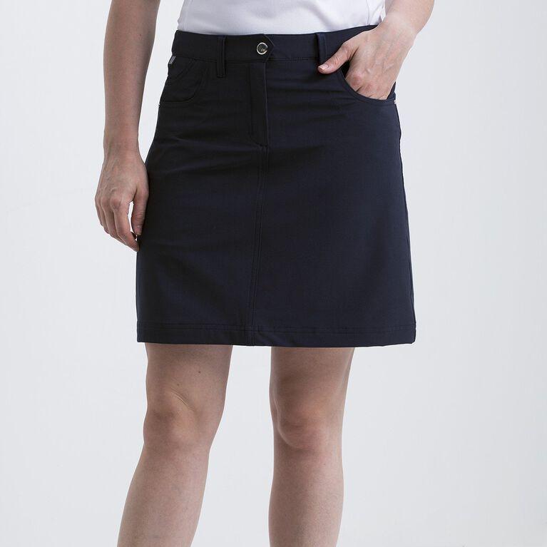 Discover Group: Mariska Solid Woven Skort