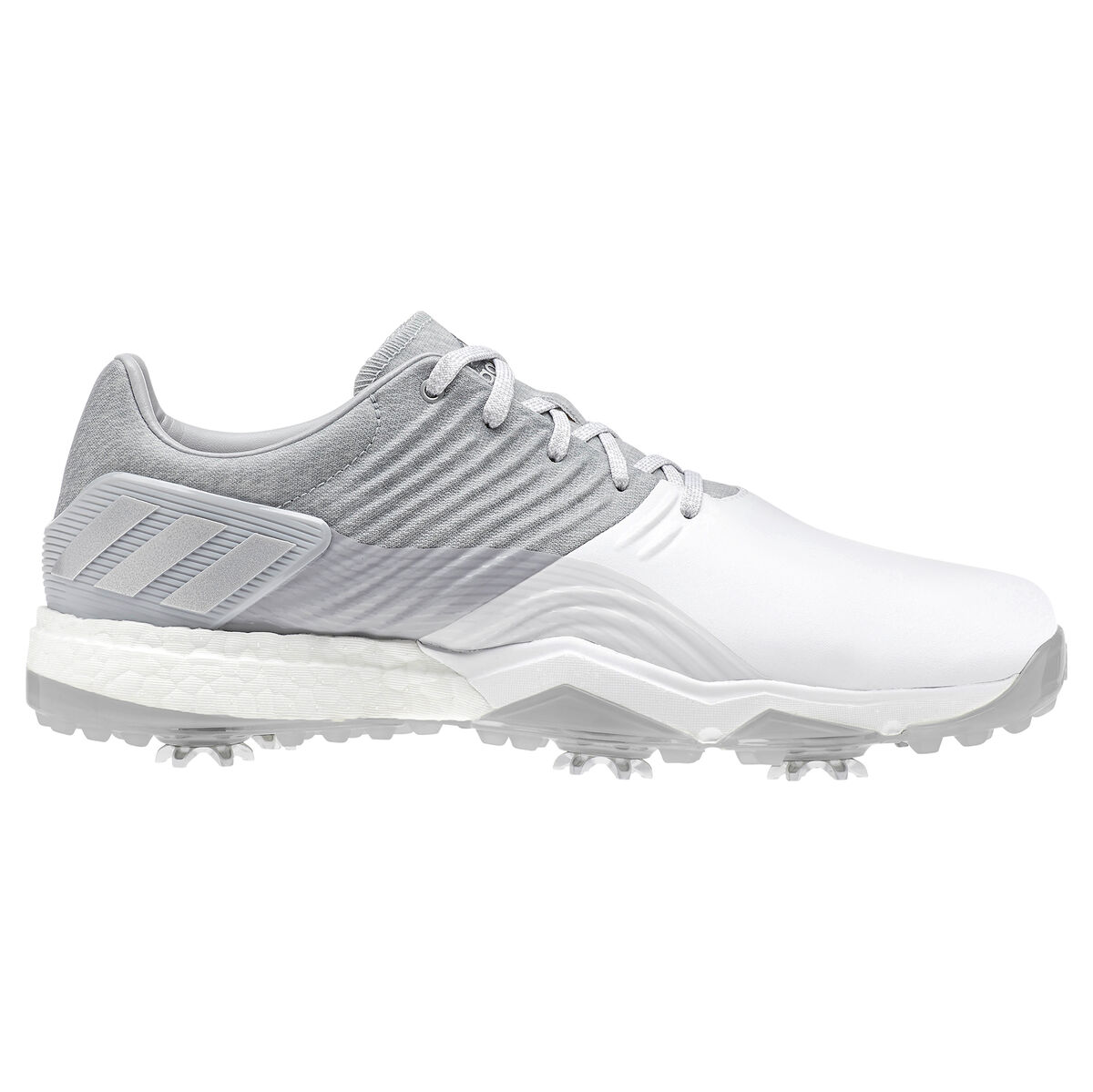 a34b2a56b2634 adidas adipower 4ORGED Men s Golf Shoe - Silver