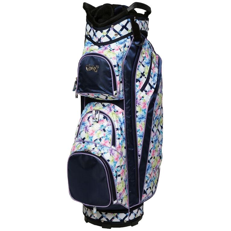 Glove It Pastel Lattice Cart Bag