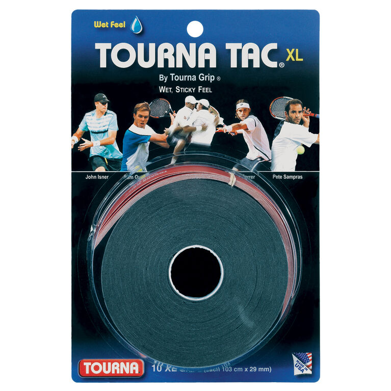 Unique Sports Tourna Tac XL 10 Pack - Black
