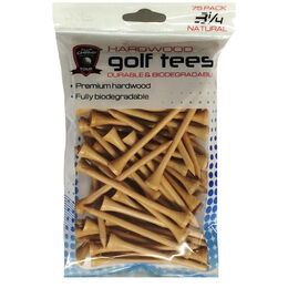 """Precision Golf Tees - 3 1/4"""" - 75 Pack"""