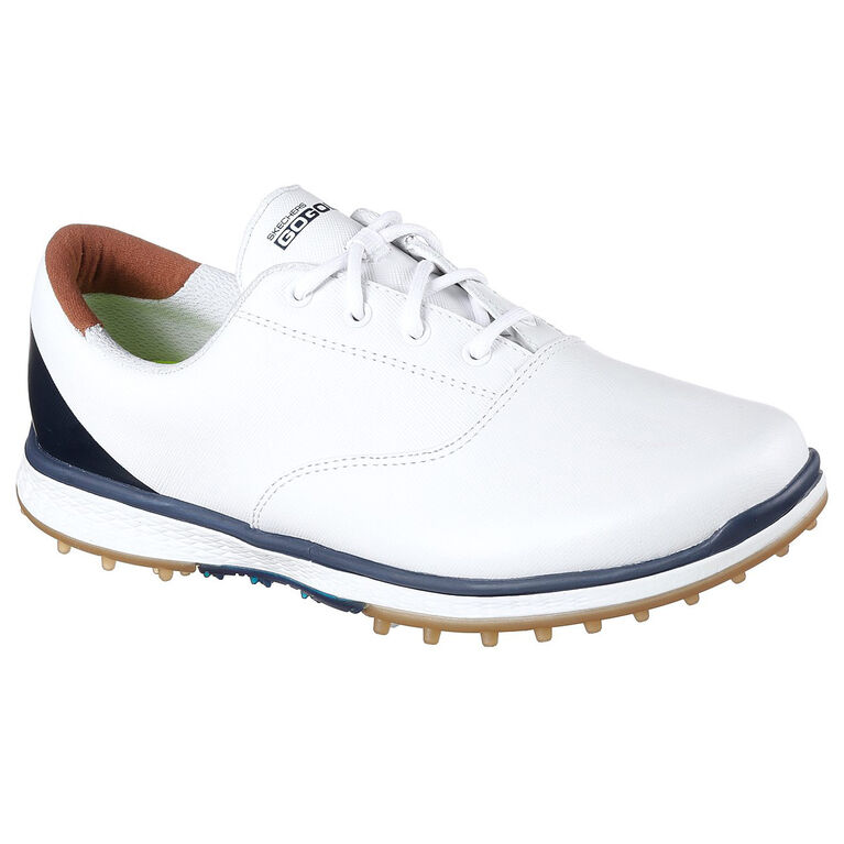 Skechers Go Golf Elite 2 Adjust Women's Golf Shoe - White/Navy