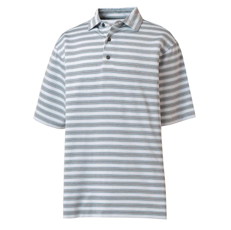 FootJoy Lisle Stripe Polo