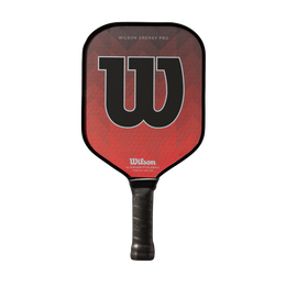 Wilson Energy Pro Pickleball Paddle - Red/Black
