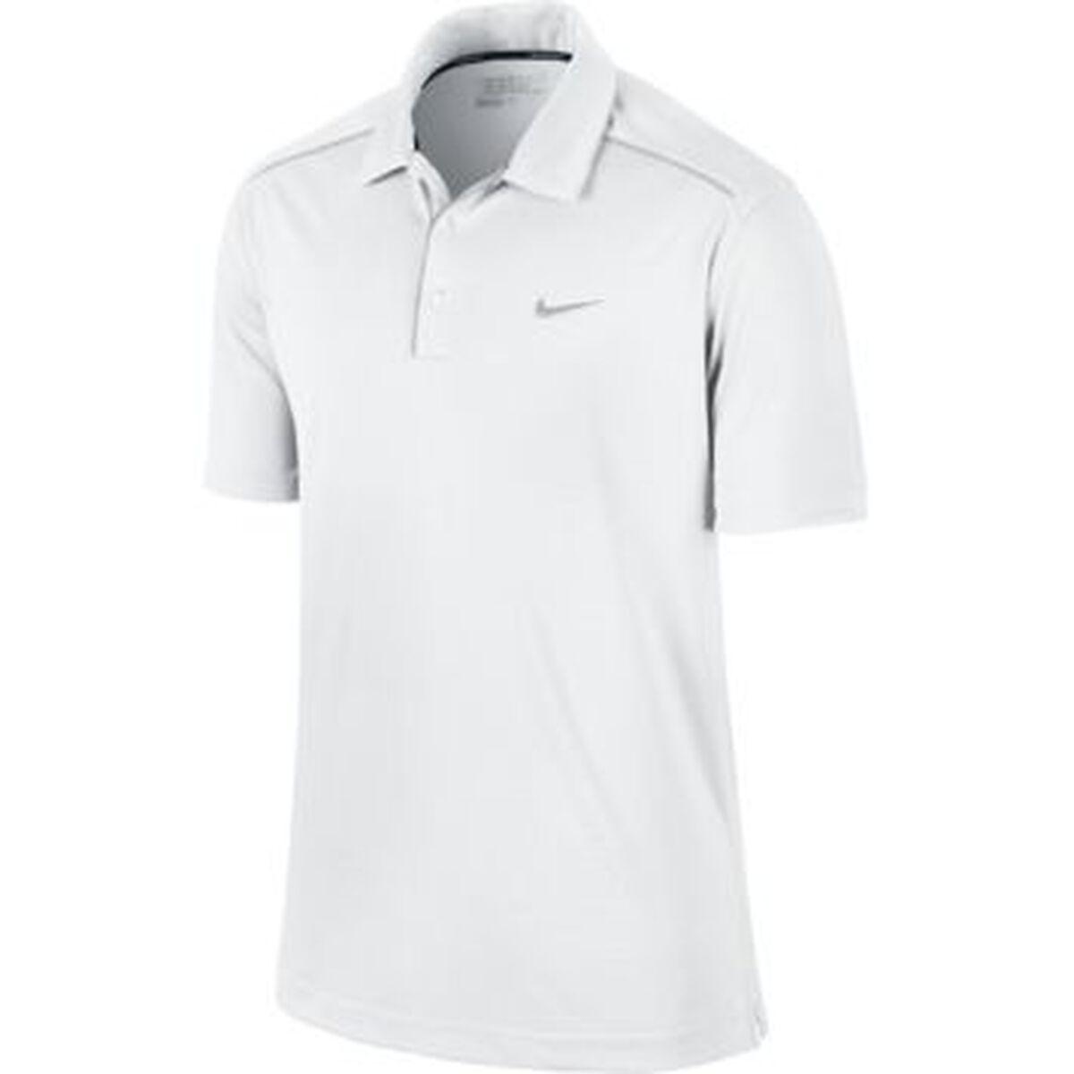 d150598a19 Nike Short Sleeve Key Iconic Polo 2.0 - White