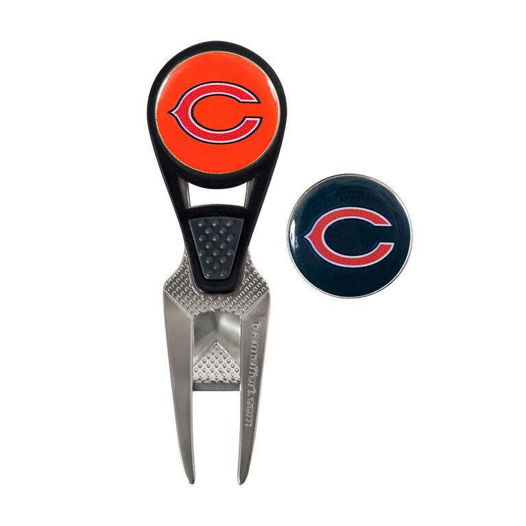 Team Effort Chicago Bears CVX Ball Repair Tool