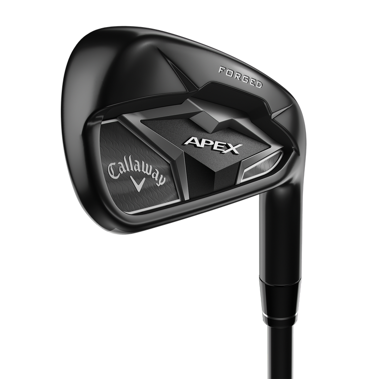 Apex 19 Smoke 6-PW Iron Set w/ True Temper Catalyst Graphite Shafts