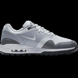 Air Max 1G Men's Golf Shoe - White/Grey
