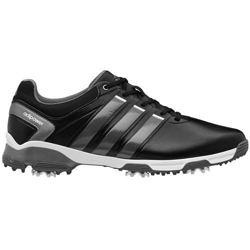 adidas adipower TR Men's Golf Shoe - Black/White