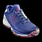 Wilson Kaos 2.0 SFT Men's Tennis Shoe - Blue/White