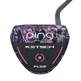 Ping PLD2 Camo Ketsch Muddy Girl Limited Edition Putter